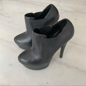 Steve Madden Voleta Black Heels - Size 6.5